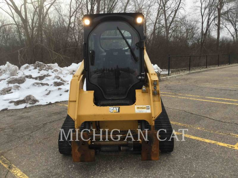 CATERPILLAR CARGADORES MULTITERRENO 257D equipment  photo 6
