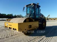 Equipment photo CATERPILLAR CS66BCAB ROLO COMPACTADOR DE ASFALTO DUPLO TANDEM 1