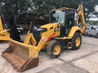 Equipment photo CATERPILLAR 416F2STLRC CHARGEUSES-PELLETEUSES 1