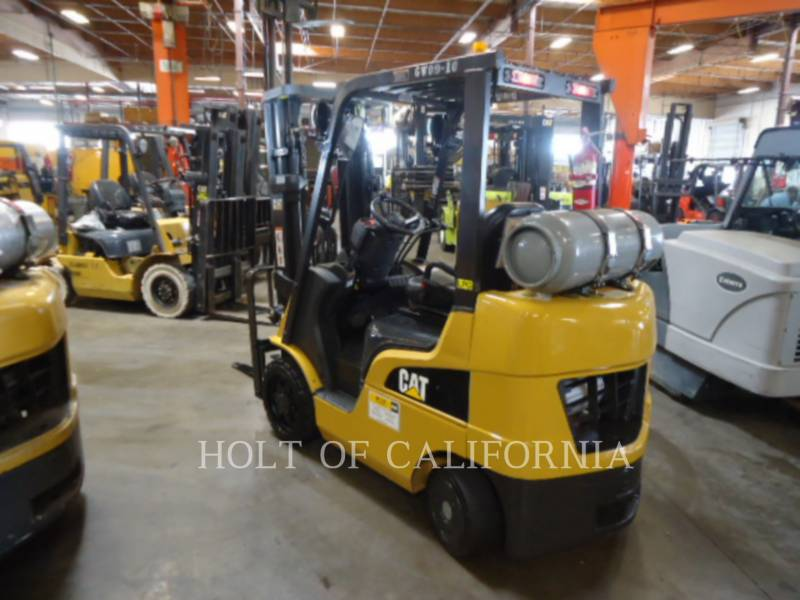 CATERPILLAR MITSUBISHI MONTACARGAS C5000-LE equipment  photo 2