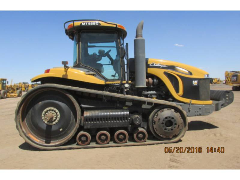 AGCO-CHALLENGER TRACTEURS AGRICOLES MT855C equipment  photo 2