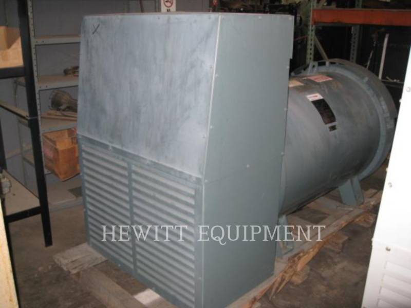 MARATHON SYSTEMS COMPONENTS 743FSS4932, 900KW 600VOLTS equipment  photo 4