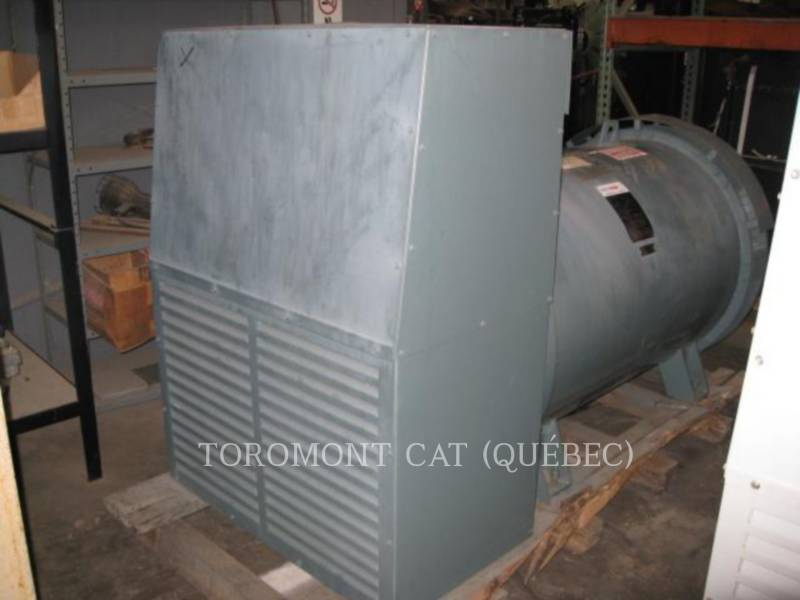 MARATHON COMPONENTES DE SISTEMAS 743FSS4932, 900KW 600VOLTS equipment  photo 4