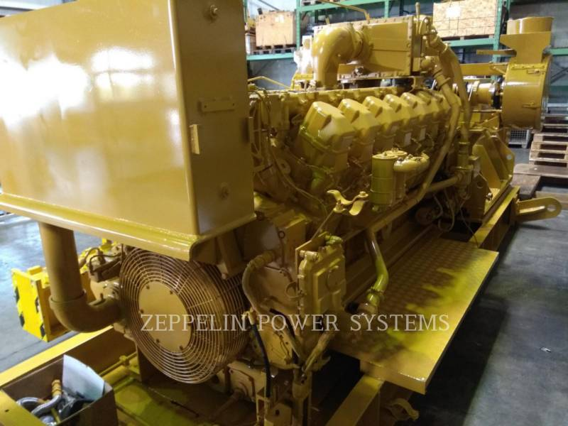 CATERPILLAR FIXE - GAZ NATUREL G3516 PPO G1000 equipment  photo 4