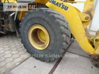 KOMATSU LTD. WHEEL LOADERS/INTEGRATED TOOLCARRIERS WA480LC-6 equipment  photo 10
