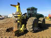 Equipment photo JOHN DEERE 843K FORESTRY - FELLER BUNCHERS - WHEEL 1