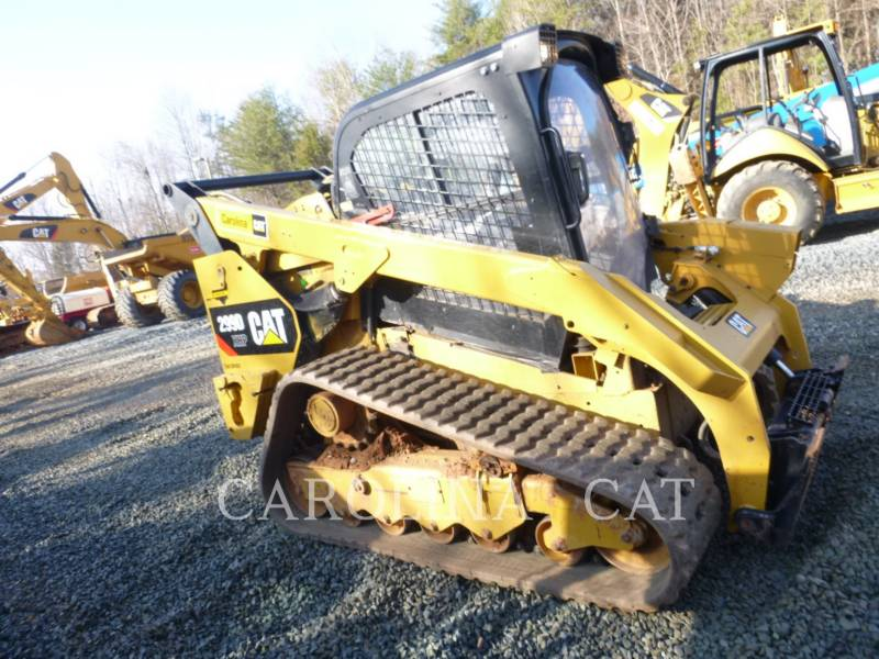CATERPILLAR PALE CINGOLATE 299DXHP equipment  photo 2