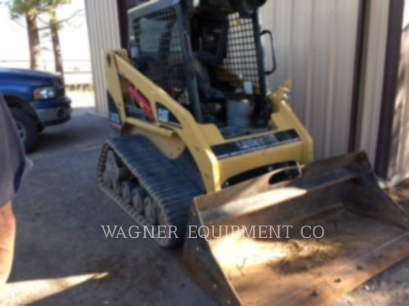 CATERPILLAR CHARGEURS COMPACTS RIGIDES 247B equipment  photo 15
