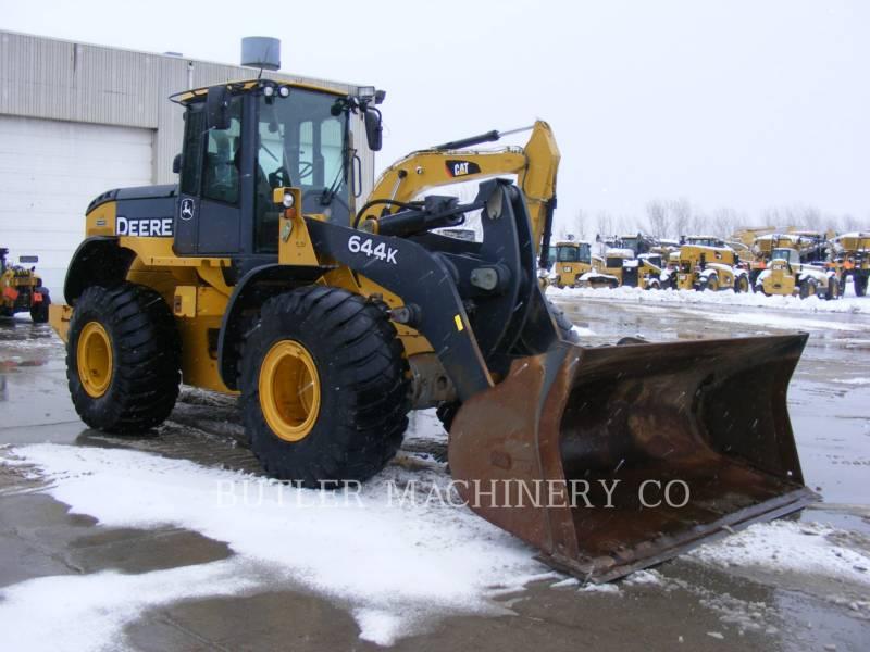 DEERE & CO. RADLADER/INDUSTRIE-RADLADER 644K equipment  photo 2