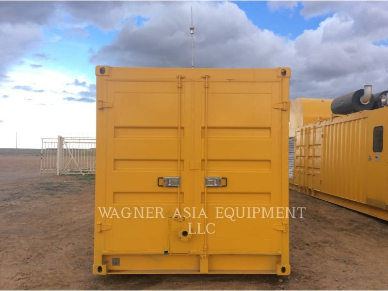GENSET STATIONARY GENERATOR SETS CAT3516B equipment  photo 2