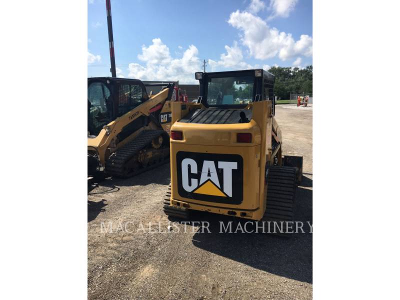 CATERPILLAR CARGADORES MULTITERRENO 247B3 equipment  photo 3
