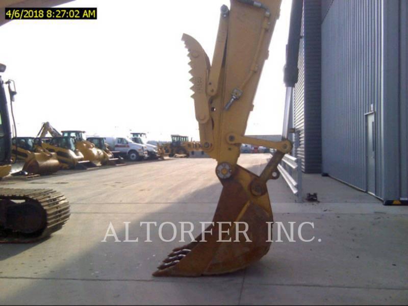 CATERPILLAR PELLES SUR CHAINES 320DL TH equipment  photo 5