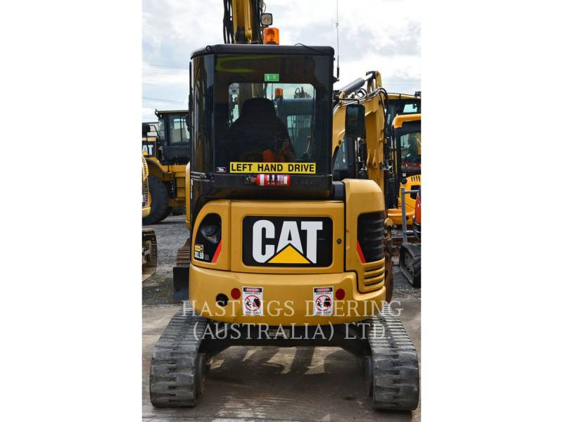 CATERPILLAR EXCAVADORAS DE CADENAS 303.5DCR equipment  photo 4