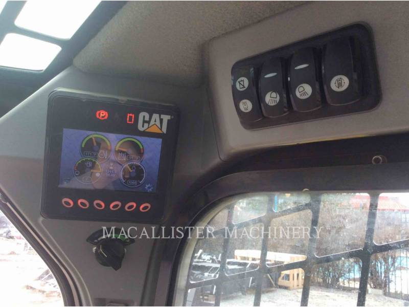 CATERPILLAR CHARGEURS TOUT TERRAIN 299D equipment  photo 22