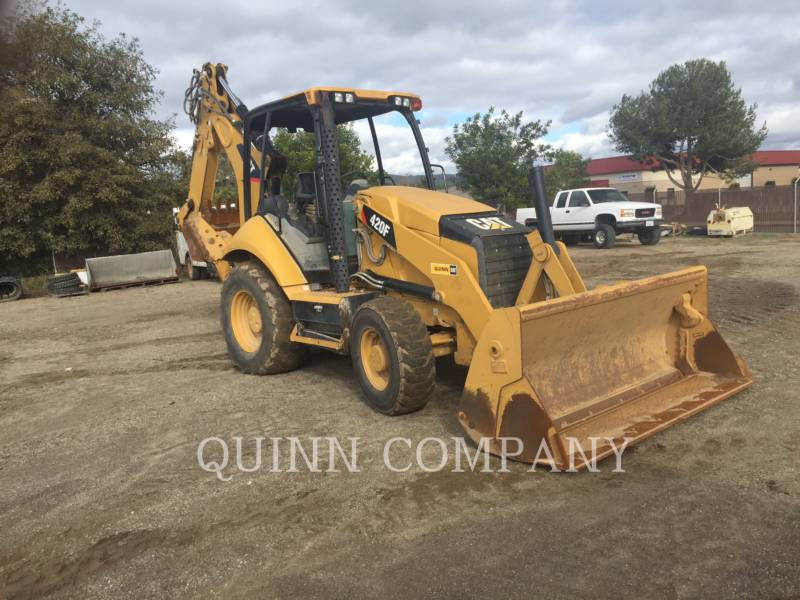 CATERPILLAR RETROESCAVADEIRAS 420FST equipment  photo 1