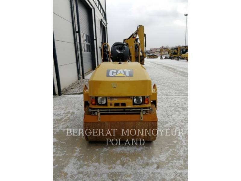 CATERPILLAR COMPACTEURS CC24 equipment  photo 3