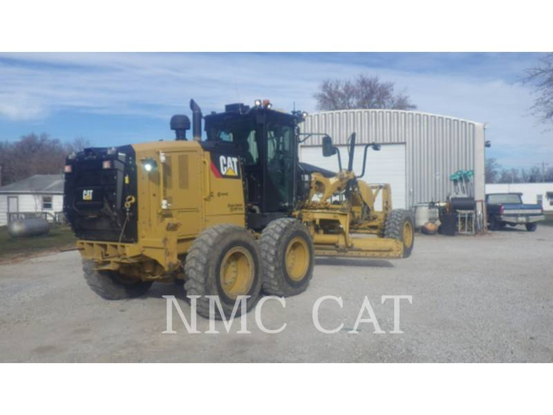 CATERPILLAR NIVELEUSES 12M2 AWD equipment  photo 3