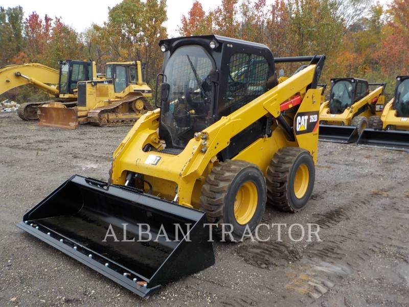 CATERPILLAR CHARGEURS COMPACTS RIGIDES 262D equipment  photo 9