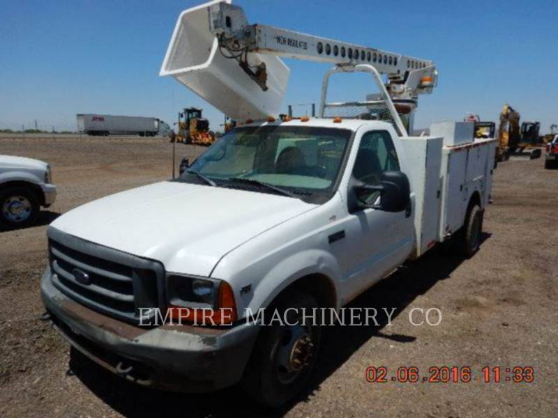 FORD / NEW HOLLAND MISCELLANEOUS / OTHER EQUIPMENT F350 BU TR equipment  photo 1