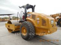 CATERPILLAR VIBRATORY SINGLE DRUM SMOOTH CS54B equipment  photo 3