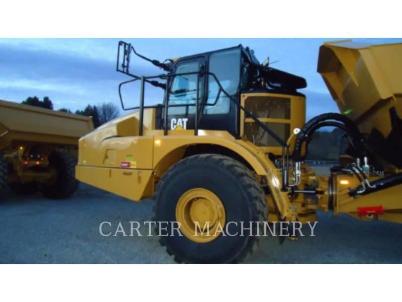 CATERPILLAR CAMIONES ARTICULADOS 745 equipment  photo 2