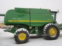 DEERE & CO. COMBINES 9870STS equipment  photo 5