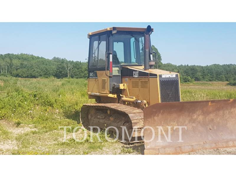 CATERPILLAR TRACTEURS SUR CHAINES D4CIII equipment  photo 1