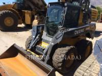 Equipment photo JOHN DEERE 332D MINIÎNCĂRCĂTOARE RIGIDE MULTIFUNCŢIONALE 1