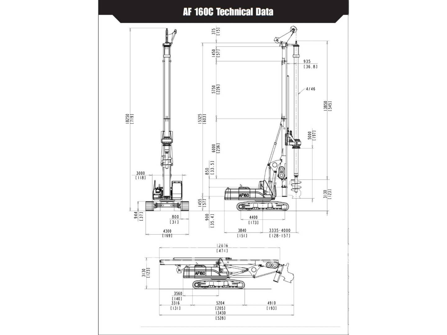 Detail photo of 2006 IMT AF160 from Construction Equipment Guide