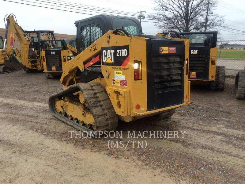 CATERPILLAR SKID STEER LOADERS 279DHF equipment  photo 3