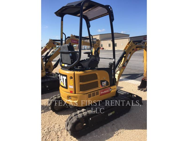 CATERPILLAR TRACK EXCAVATORS 301.7D CR equipment  photo 5