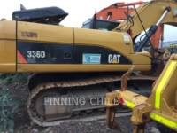 Caterpillar EXCAVATOARE PE ŞENILE 336DL equipment  photo 3