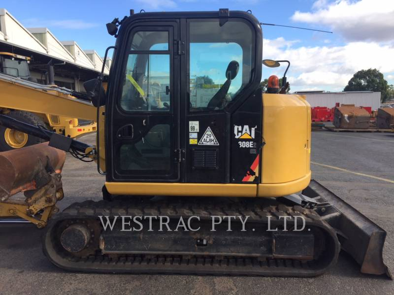 CATERPILLAR PELLE MINIERE EN BUTTE 308E2 equipment  photo 4