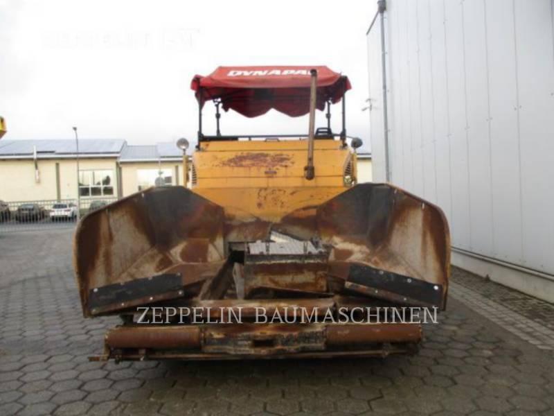 DYNAPAC SCHWARZDECKENFERTIGER F182CS equipment  photo 14