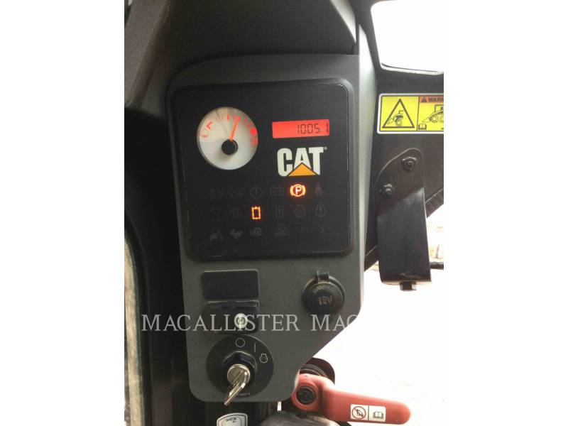CATERPILLAR CARGADORES MULTITERRENO 299D equipment  photo 14