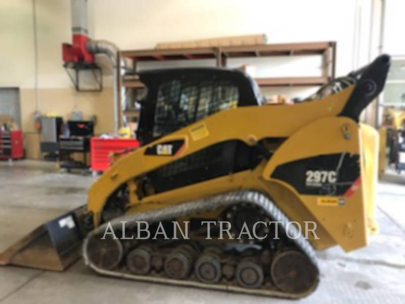 CATERPILLAR MULTI TERRAIN LOADERS 297C CAC equipment  photo 1