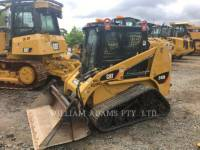 CATERPILLAR KOMPAKTLADER 247B3 equipment  photo 1