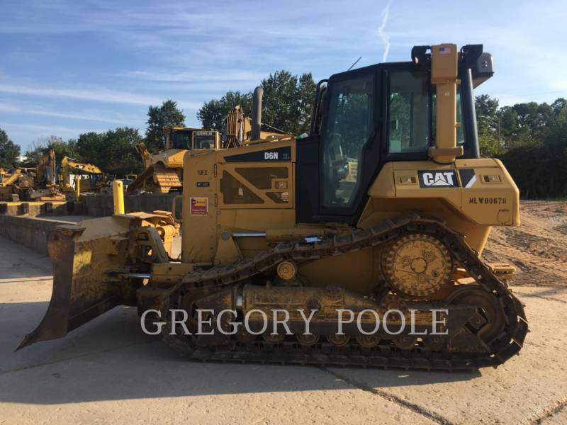CATERPILLAR KETTENDOZER D6N equipment  photo 8