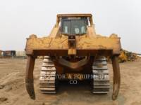 CATERPILLAR TRAKTOR GĄSIENNICOWY KOPALNIANY D8R equipment  photo 6
