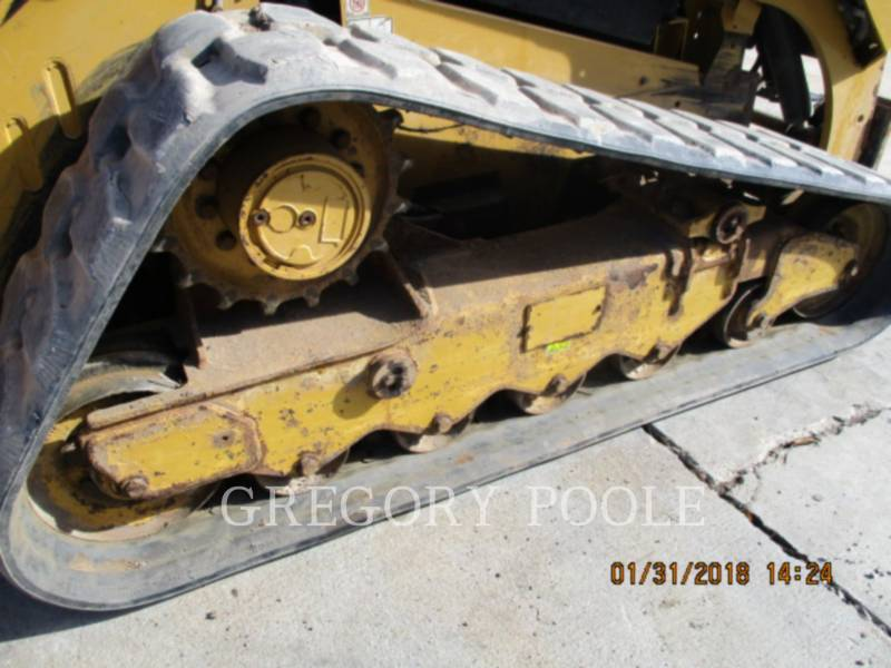 CATERPILLAR 多様地形対応ローダ 299D XHP equipment  photo 6
