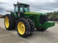 DEERE & CO. AG TRACTORS 8520 equipment  photo 4
