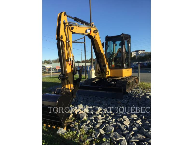 CATERPILLAR TRACK EXCAVATORS 305E2CR equipment  photo 1