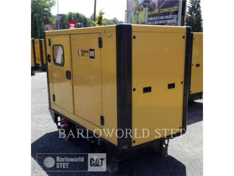 OLYMPIAN MOBILE GENERATOR SETS GEP33 equipment  photo 7