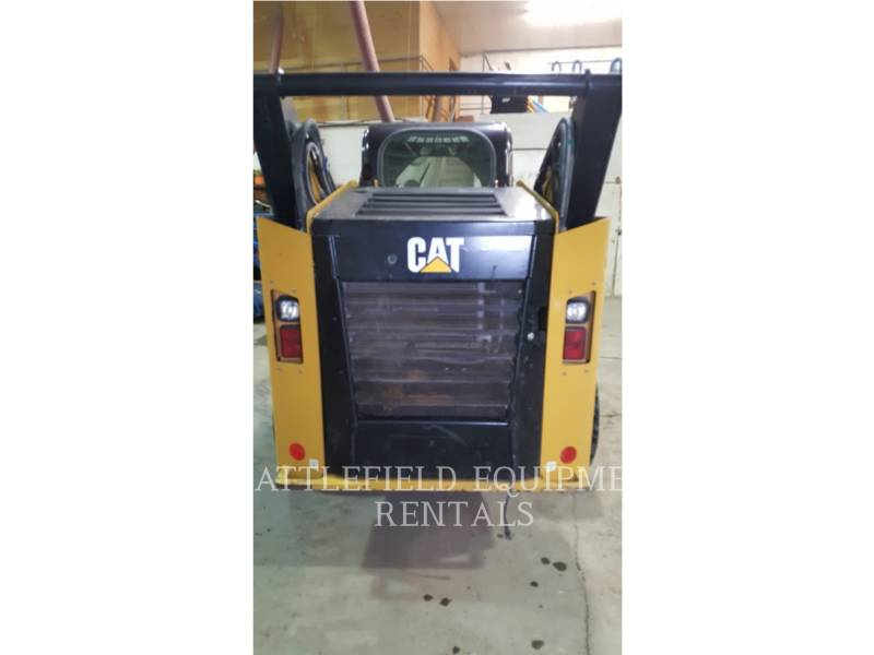 CATERPILLAR MINICARGADORAS 272D equipment  photo 6
