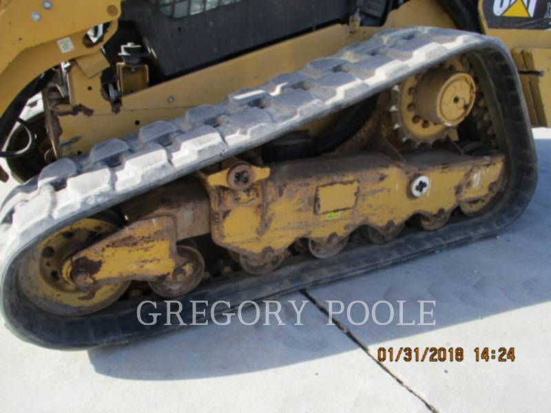 CATERPILLAR 多様地形対応ローダ 299D XHP equipment  photo 10
