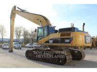 CATERPILLAR KETTEN-HYDRAULIKBAGGER 330 D LRE equipment  photo 4