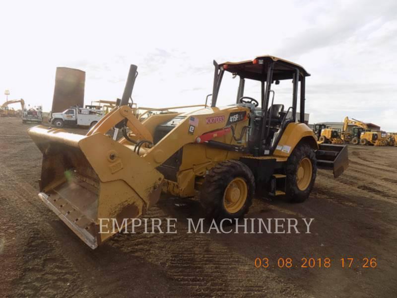 CATERPILLAR CARGADOR INDUSTRIAL 415F2IL equipment  photo 4