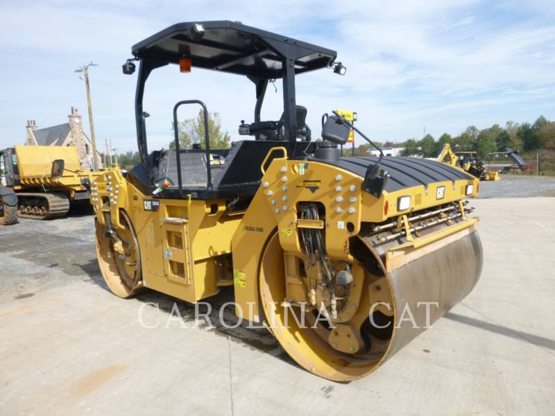 CATERPILLAR COMPACTEURS CB64B equipment  photo 2