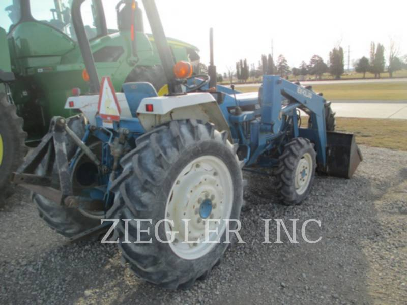 NEW HOLLAND LTD. AG TRACTORS 2120 equipment  photo 4
