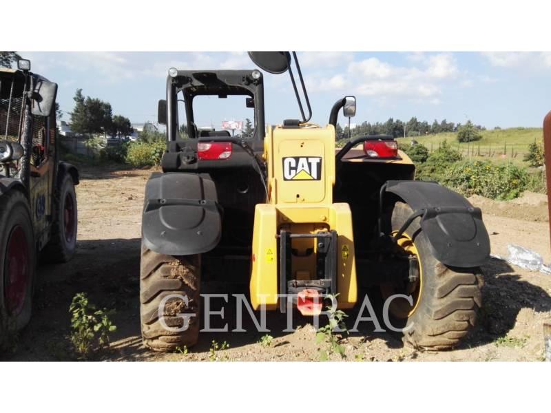 Caterpillar STIVUITOR TELESCOPIC TH406 equipment  photo 5